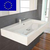 Design Waschbecken zur Wandmontage