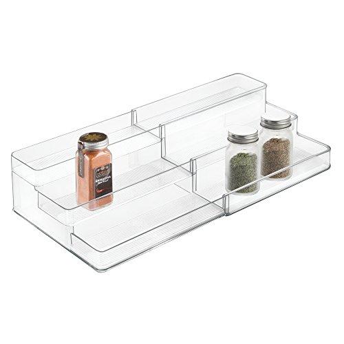 mdesign gewürzregal für küchenschrank und arbeitsfläche